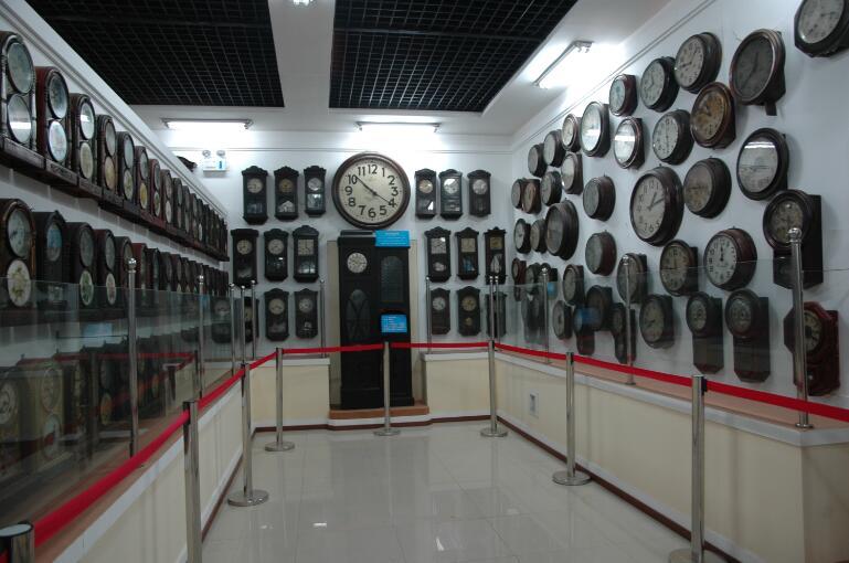 中国古旧钟表馆
